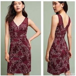 Anthropologie Moulinette Soeurs Dress NWT SZ 12